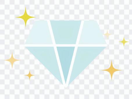 簡單的鑽石