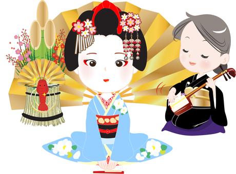 Ozashiki-新年