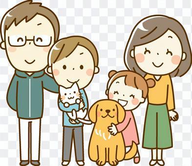 家庭和寵物家庭_ 4
