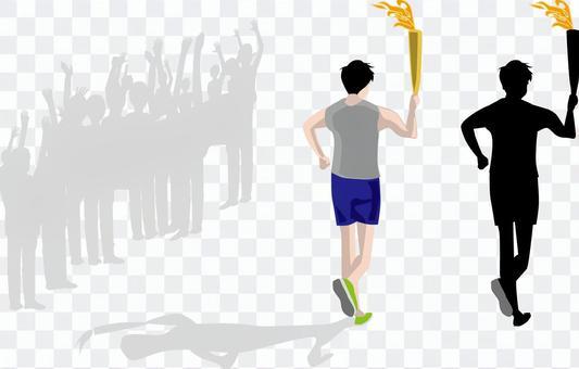 火炬賽跑者賽跑者