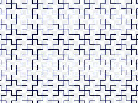 ai幾何圖案色板與4