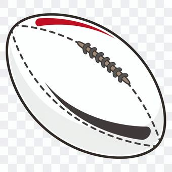 Rugby ball 1