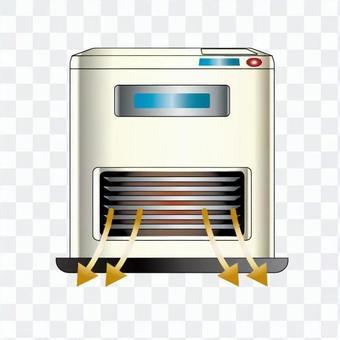 風扇式加熱器(1)