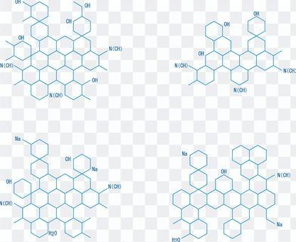 科學DNA分子地圖