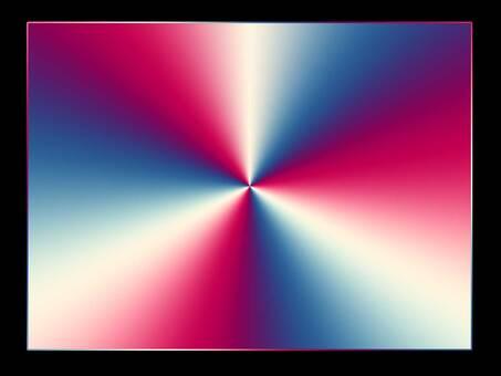 鏡框(紅白藍)