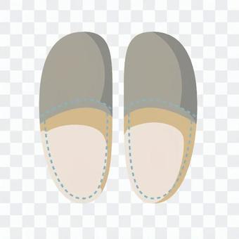 拖鞋(灰色)