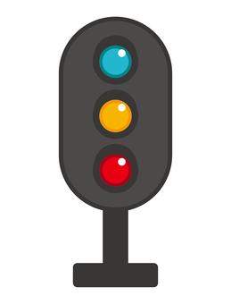 鐵路信號 1