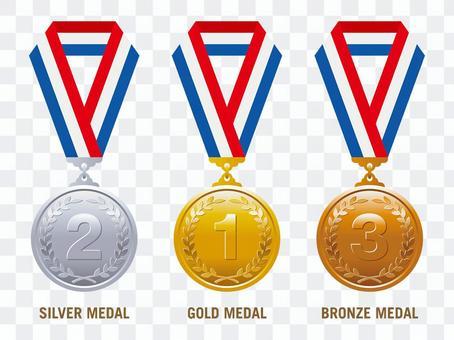 Medal-02(帶數字)