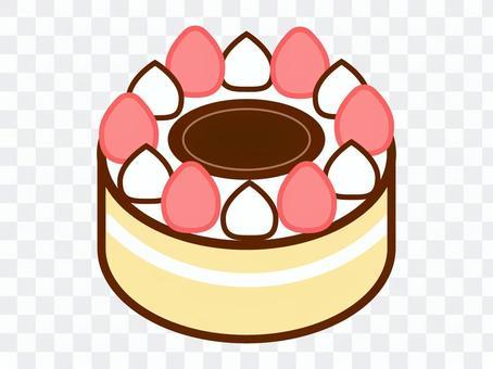 脆餅插圖素材