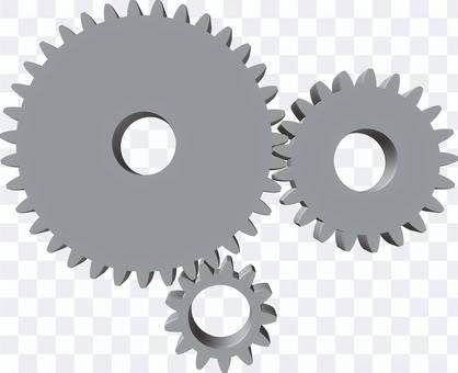歯車 ギア 機械 メカ