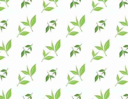 녹차 패턴 _ 녹색