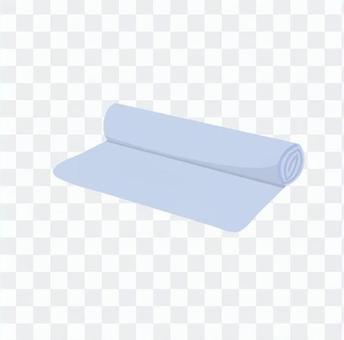 瑜伽墊(藍色)