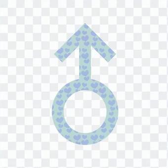 男人的標誌