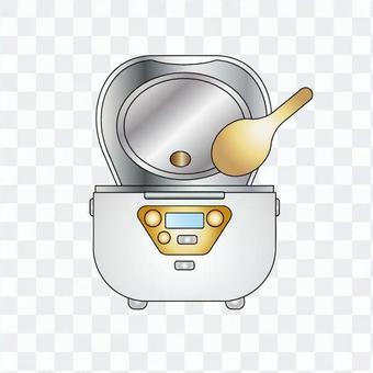 炊飯器(2)