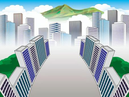 Image of big city and environment (1) Brazilian style