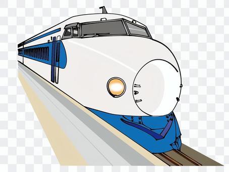 新幹線0系列火車