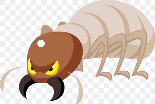シロアリ 害虫