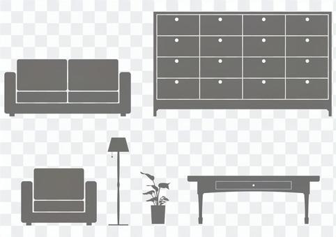 家具·剪影