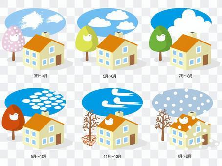All seasons house 4