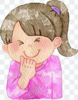 Utsushi女孩