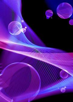 背景A(紫)