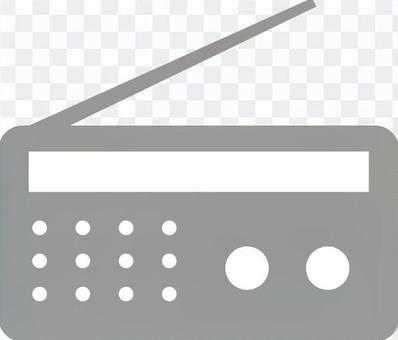 可用於習俗和材料的收音機第2部分