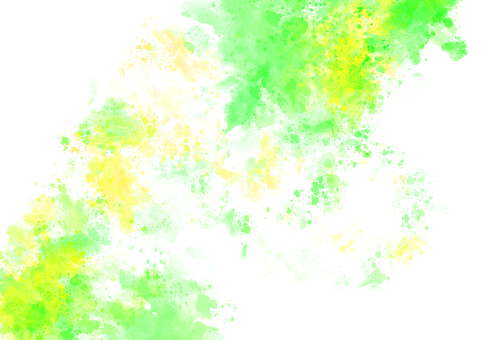 Watercolor background (green)