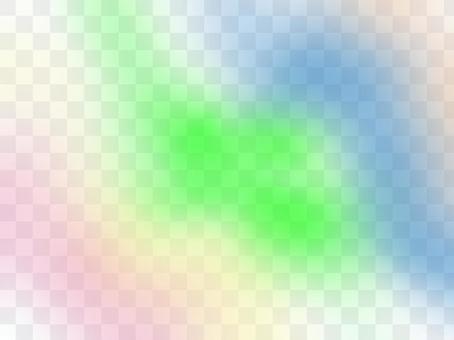 Pale color gradient background