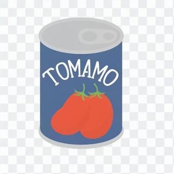 大廳番茄罐頭