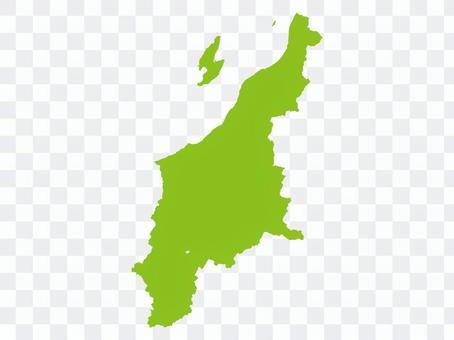 Joshinetsu Region