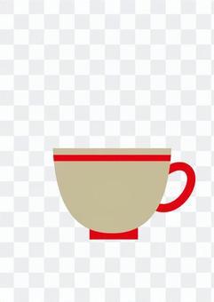 茶杯(圖案)