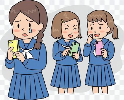 Bullying Mobile