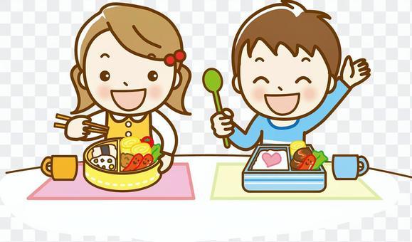 2份兒童餐