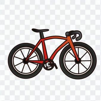 自行车骑自行车