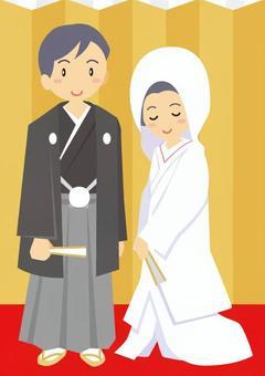 夏/結婚式2