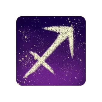 Constellation icon Sagittarius