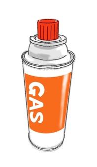 Cassette cylinder 4 (color)