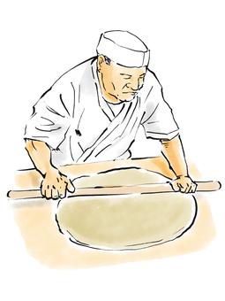 工匠系列【蕎麥麵工匠】