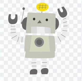 華友世紀機器人
