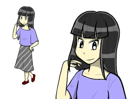 Patsun Hair