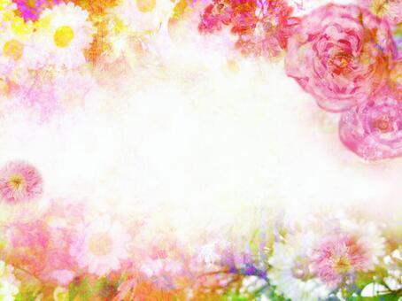 花の背景画