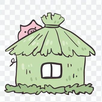 Straw house 1