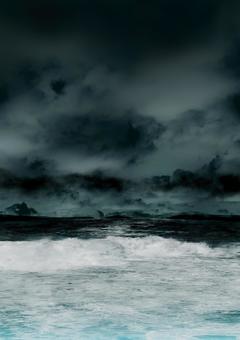 暴風雨海,垂直2