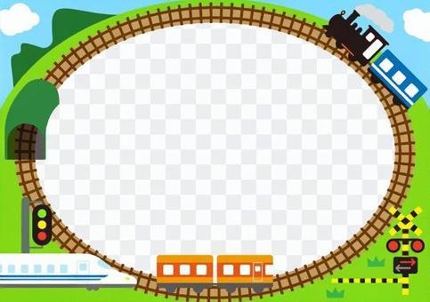 火車架 A4 尺寸