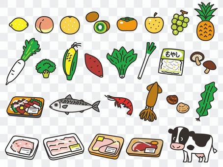 食物集02
