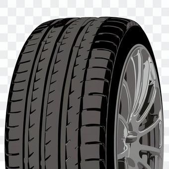 轮胎和车轮