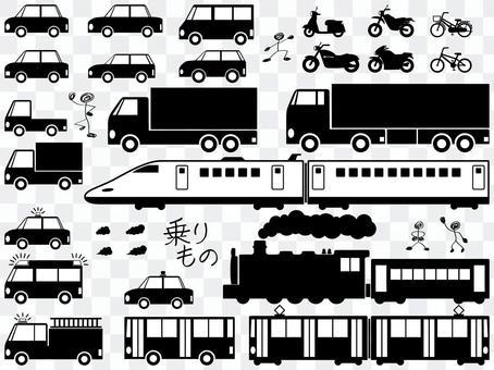 车辆 - 黑色版本