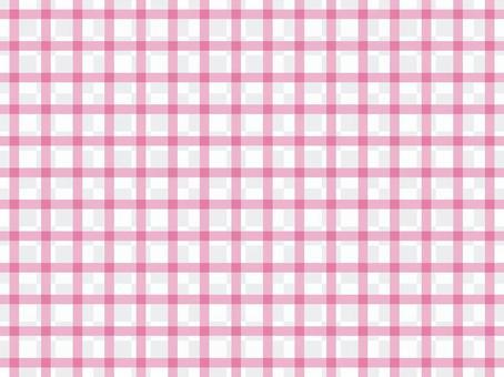 背景格子3_pink