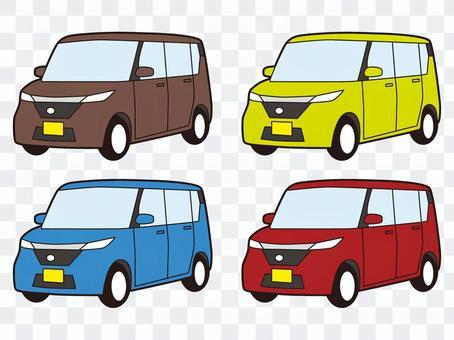 輕型車 小型車 汽車