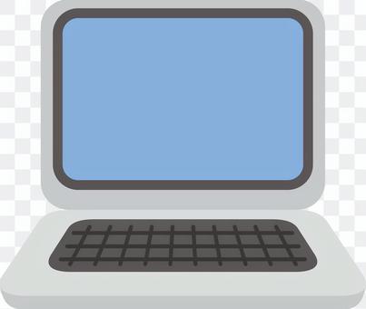 簡單的手提電腦
